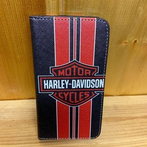 New Samsung Galaxy S5 Harley Davidson wallet case